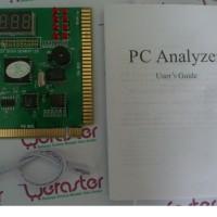 pc analizer 4 digit, diagnosa motherboard, diagnosa komputer .