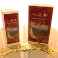 Korean White Ginseng Tea 100 Tea Bag
