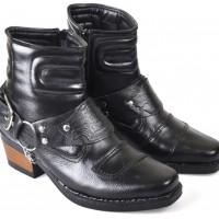 harga SEPATU TOURING BIKER ADVENTURE BOOTS COWBOY KODE SIX 431  (DANESHI) Tokopedia.com