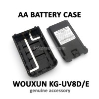 Battery Case Wouxun KG-UV8D KG-UV8E