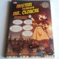 Sains eksperimen Sherlock Holmes ( Misteri Hilangnya Mr. Oldacre )