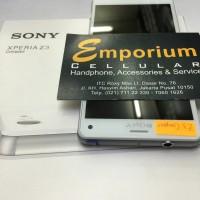 Sony Xperia Z3 Compact White Bekas