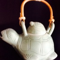 harga Tea Pot (Teko Teh) Kura-Kura  Keramik Feng Shui Simbol Umur Panjang Tokopedia.com