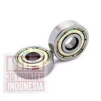 608ZZ 8X22X7 608Z Radial Bearings 608 2Z Deep Groove 608 Ball bearing