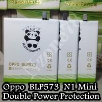 BATERAI OPPO N1 MINI BLP573 DOUBLE POWER PROTECTION