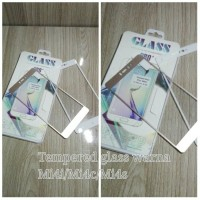 Tempered glass warna mi4i mi4c mi4s screen protector collor
