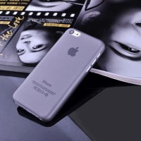 Jelly Case/Slim Soft Case Ultra Thin Ketebelan 0.30 Mm For Iphone 5c