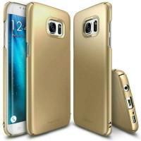 Rearth Ringke Slim Samsung Galaxy S7 Edge- Royal Gold