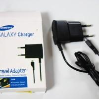 Travel Charger Samsung Galaxy Black