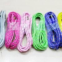 Kabel Data Charge Universal Setrika / Tali Sepatu 2m