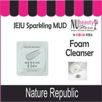 Nature Republic Jeju Sparkling Mud Cleanser