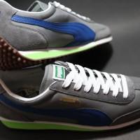 Sepatu Original Puma Whirlwind Grey Blue Green