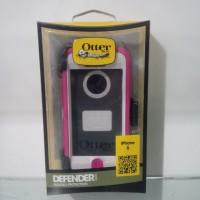 Jual Otterbox Defender Series Rugged Protection Pink untuk iPhone 5 Murah