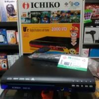 DVD Player Ichiko USB Anti Strum Baca Keping DVD Bandel