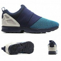 Sepatu Casual Adidas ZX Flux Slip On Original BNIB