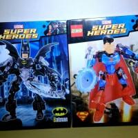 lego zimo batman vs superman super heroes