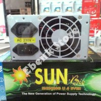 Power Supply SUN Bio / Mentari 450 Watt (Tanpa Kabel Power)