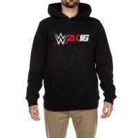 Hoodie WWE 2K16 - Hitam