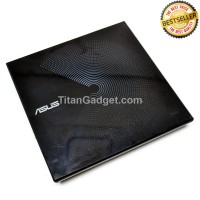 Asus 8X External Slim DVD ROM Drive Optical Drives - SDR-08B1 (No Box)