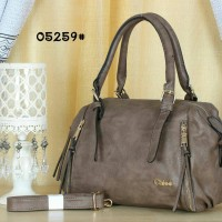 Chloe Speedy 05259# Buffalo Leather Semi Premium
