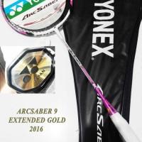Raket Badminton Yonex / Raket Bulutangkis Yonex Arcsaber 9 Extended