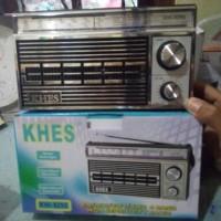 Radio Am / Mw Fm Sw KHES 8250 High Quality Matrial