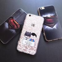 PO Custom Case Batman VS Superman for Iphone/Samsung/Oppo/Xiaomi dll