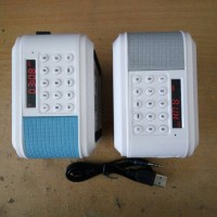 Speaker Mp3, Radio Player, Mp3 (Speaker Musik, Mp3 Player, Mp3)