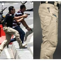 Jual Celana PDL tactical black hawk/ celana polisi ganteng Murah