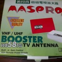 Penguat Sinyal TV / Booster Outdoor Antena TV MASPRO WB 48 TG