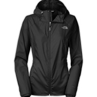 Jaket Women's Flyweight Hoodie The North Face Jacket (Black) Original