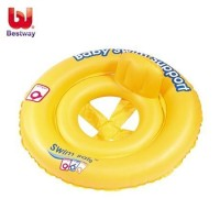swim safe abc bestway pelampung ban renang bayi double ring baby seat