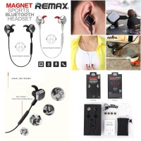 Remax Magnet Sport Bluetooth Headset with Camera Shutter RM-S2