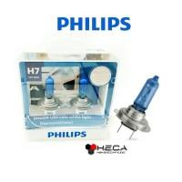 Bohlam / Lampu Halogen Mobil PHILIPS H7 Diamond Vision
