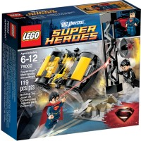 Lego SuperHeroes 76002 Superman Metropolis Showdown