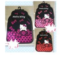 Karpet Mobil Hello Kitty isi 5 1set
