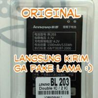 Original Baterai batre batere battery Lenovo A316 A269i BL214 A316i