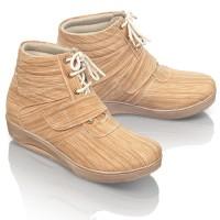 sepatu wanita wedges casual high flat keren gaya murah golfer original