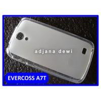 Silikon Case Evercoss Cross A7t Bening