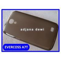 Silikon Case Evercoss Cross A7t Hitam