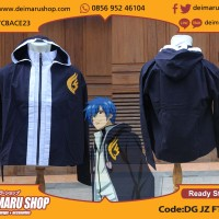 harga [DG JZ FT 02] JAKET BLAZER ANIME MANGA FAIRY TAIL JELLAL BORDIR Tokopedia.com