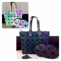 New Arrival BAO BAO Issey Miyake Chameleon Tote Small