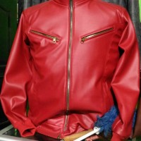 jaket anak jalanan/jaket sinetron anak jalanan/jaket merah