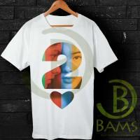 Kaos Cowok / Cewek - T Shirt - Kaos Movie AADC 2 Logo - AJ