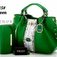 Sale Tas Wanita Emory Cervore #315# Green