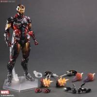 Play Arts Kai Marvel Variant IronMan | PAK Iron Man