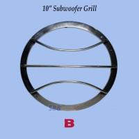 harga Grill Subwoofer 10