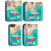 harga Pampers Baby Dry Pants VP S36 M30 L26 XL22 Tokopedia.com