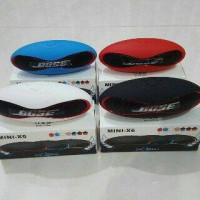 Speaker Bluetooth BOSE Wireless X6 Football Cangkang Kerang