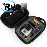 TMC EVA V2 Case For GoPro & Xiaomi Yi - HR153 - Black
